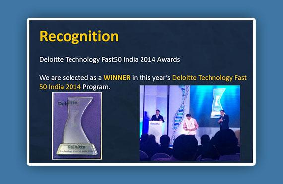 VMukti Deloitte Award