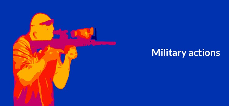 thermal imaging in Military actions