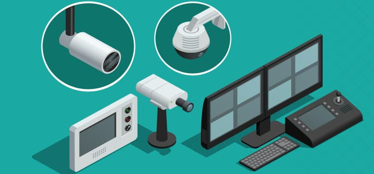 Disadvantages of IP video surveillance