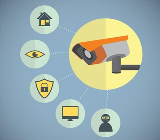 The main advantages of IP video surveillance: