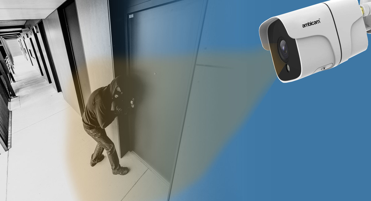 5 Ways to Reduce Theft & Crime using Cloud CCTV Camera