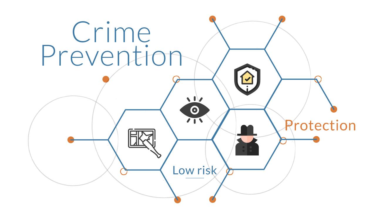 CCTV Camera for Crime Prevention