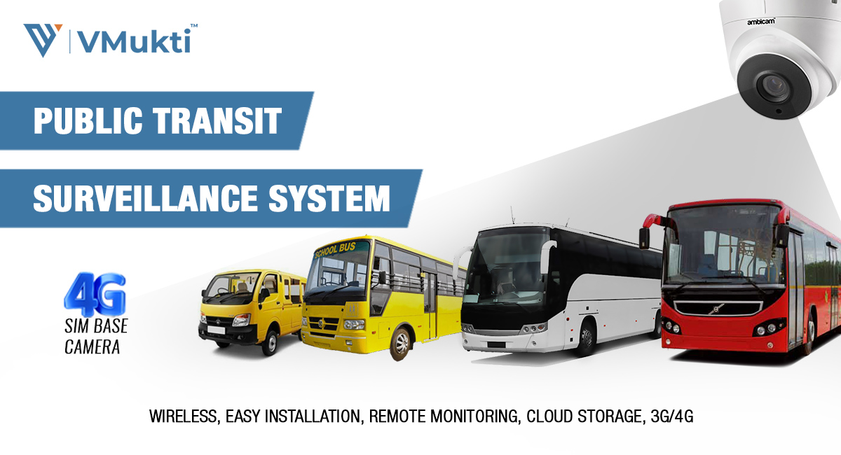 Transit Surveillance System Latest Trends 2021 - Value To Video Surveillance